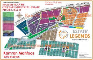 Master Plan of Gwadar Industrial Estate GIEDA