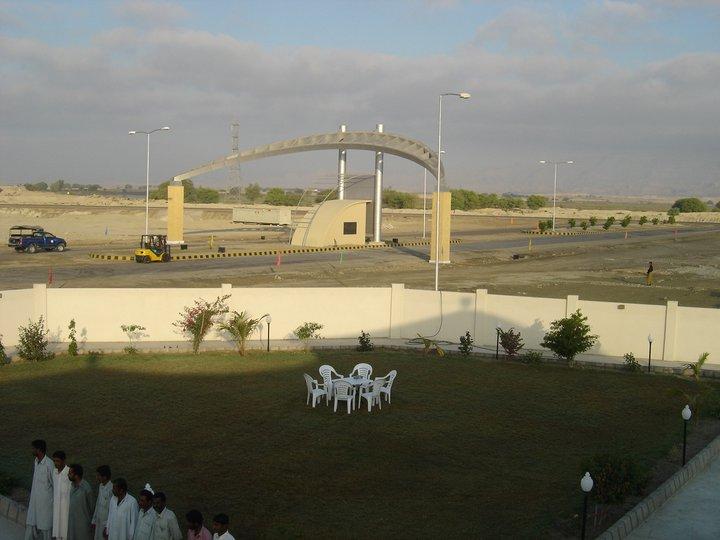 1000 Yards Commercial In Gwadar Industrial Estate (GIEDA), Gwadar