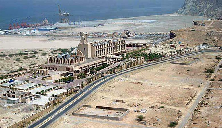 10 Acer Residential Open Land with 1 acer Makran Costal Front, Mouza Mazzani, Gwadar