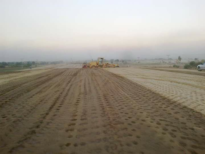 15 Acer Open land with 1 Acer Marine Drive Front in Mouza Chatti Janoubi, Gwadar