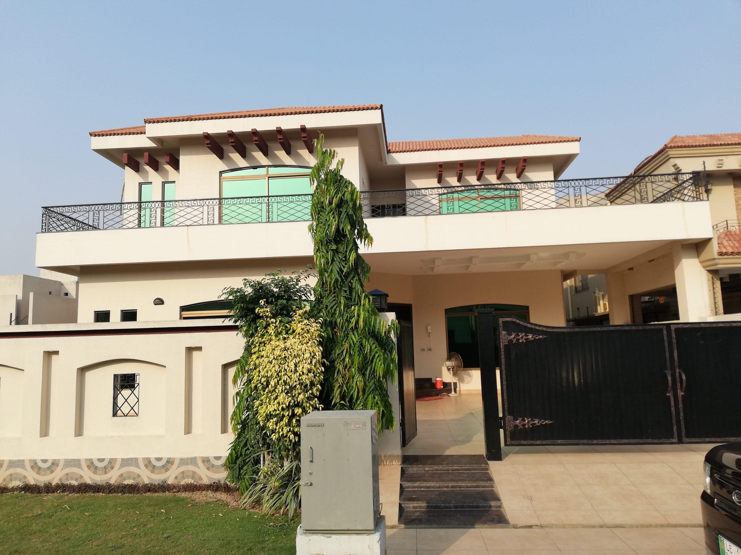 01 KANAL FULL BASEMENT HOUSE FOR SALE IN DHA PHASE 5