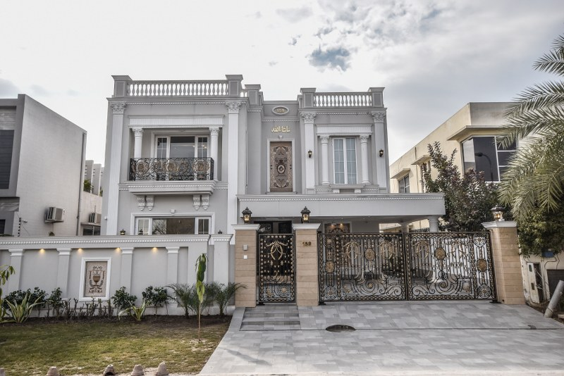 BRAND NEW LUXURY 01 KANAL BUNGALOW FOR SALE IN DHA PHASE 6