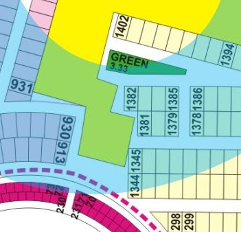 D-1384 9 Prism D Block 1 Kanal Plot at Cheaper Rate