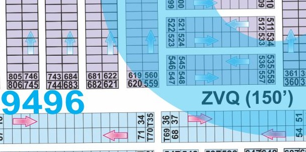 S 741 Top Location Plot in DHA Phase 7