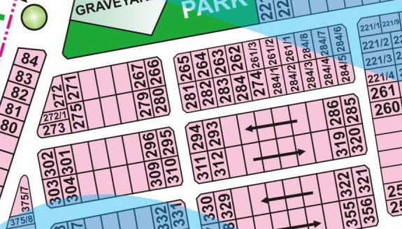 X-290 Prime Location Plot in DHA Phase 3 Available For Sale