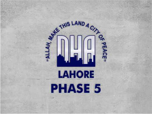 H 330 Premium Location Plot For Sale in DHA Phase 5 H Block