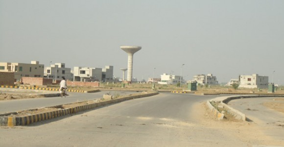 L-421 1 Kanal Plot in DHA Phase 5 Ready For Sale