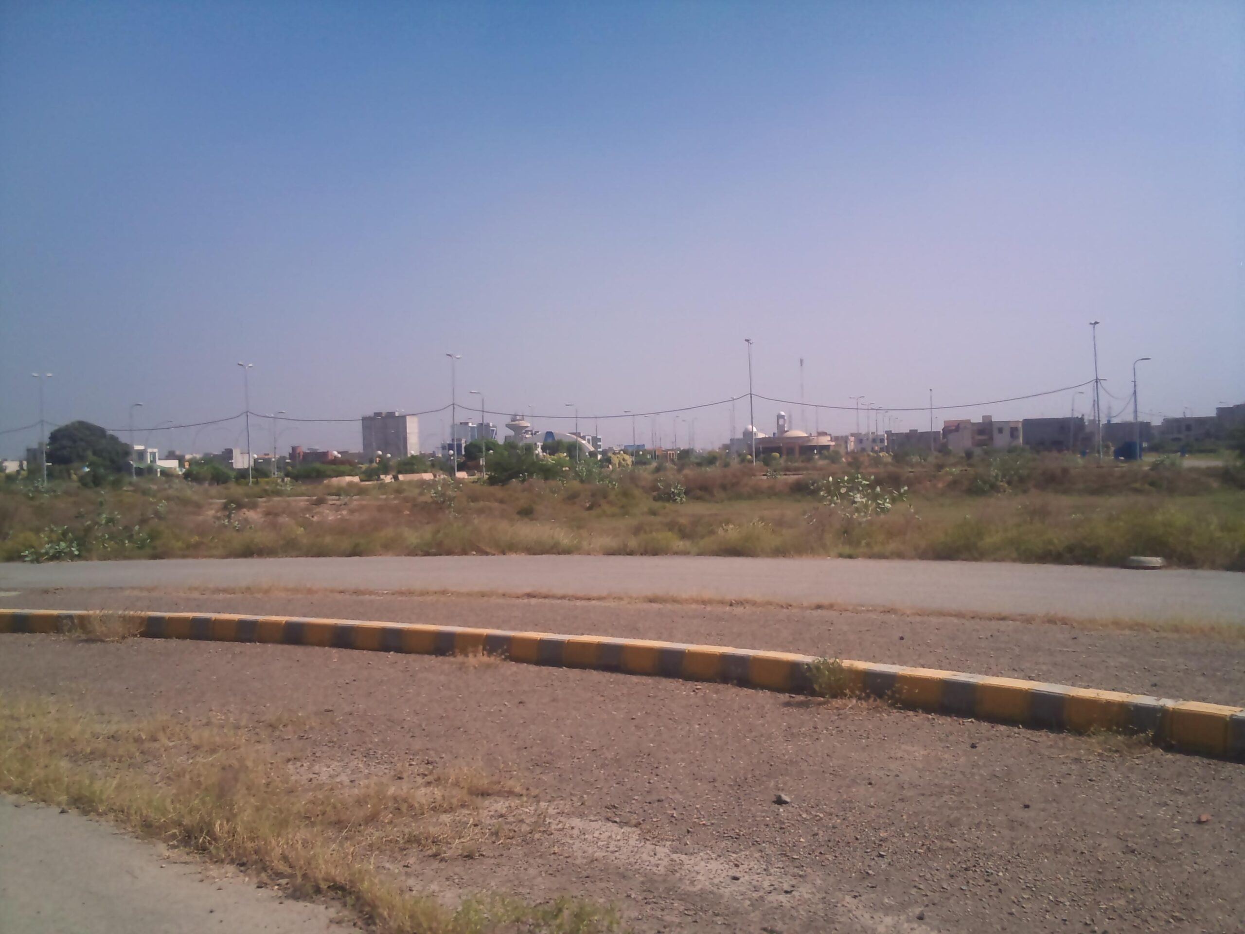 575 9 Prism 1 Kanal Plot for Sale in DHA